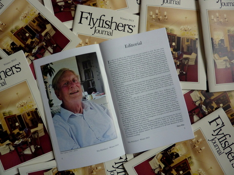 Flyfishers' Journal Winter 2013