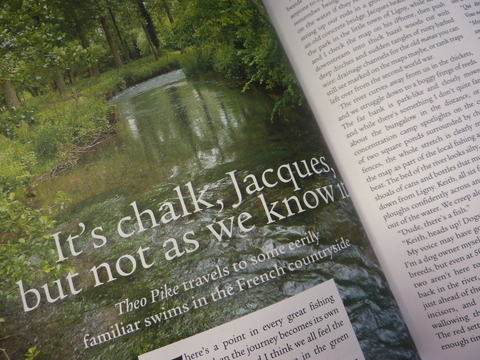 Fallons Angler French chalk article