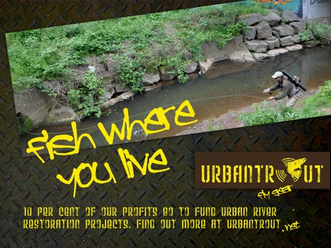 URBANTROUT AD - JUNE 2013