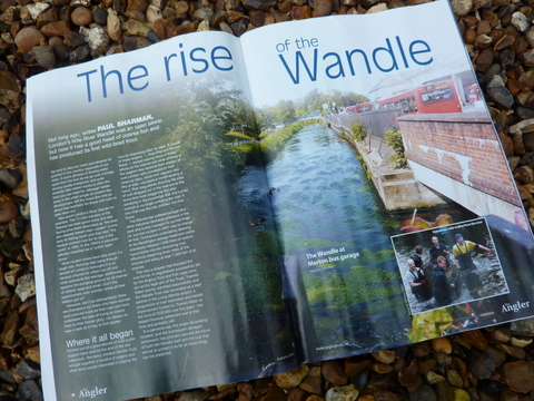 The Angler - Wandle 1