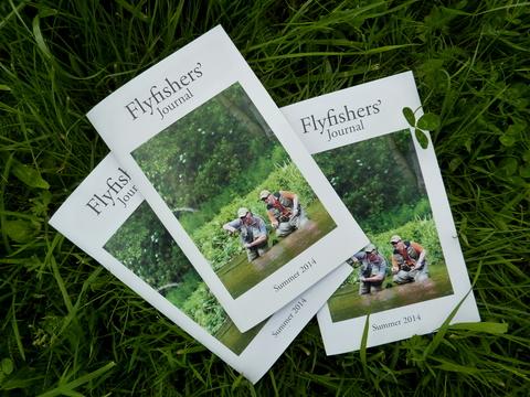 Flyfishers Journal Summer 2014
