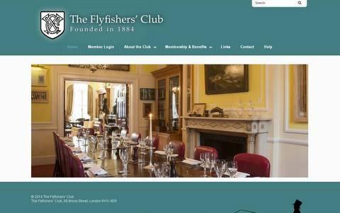 Flyfishers Club